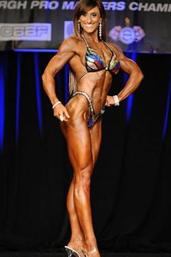 Abi Stears - Jakt Muscle Athlete